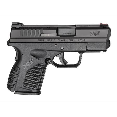 SPRINGFIELD XDS PISTOL W/2 MAGS
