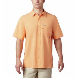 COLUMBIA PFG ZERO RULES S/S SHIRT BRIGHT_NECTAR