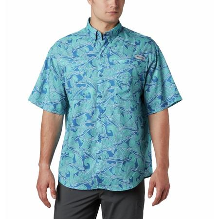 COLUMBIA SUPER TAMIAMI S/S SHIRT
