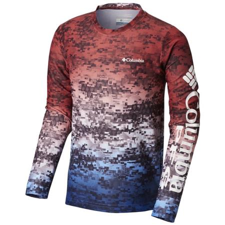 COLUMBIA YTH SUPER TERMINAL TACKLE L/S