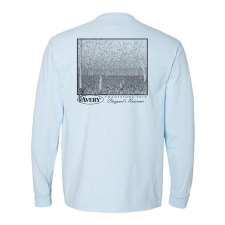 AVERY TRADITIONS CLAYPOOL`S RESERVIOR L/S TEE