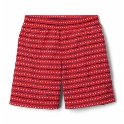 COLUMBIA YTH SUPER BACKCAST SHORT RED_SPART/AMERICANA