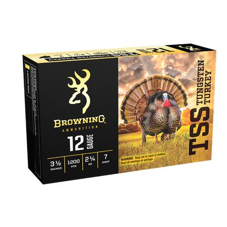 BROWNING 12GA 3 1/2 INCH TSS TURKEY AMMO