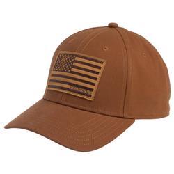 BROWNING FLAG COMPANY CAP BUCKSKIN