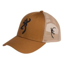 BROWNING TRADITION CAP RUST/TAN