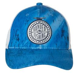 BANDED REAL DEAL TRUCKER CAP RT_BLUE/WHITE
