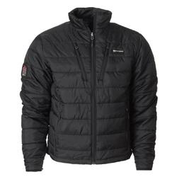 BANDED H.E.A.T. INSULATED LINER JACKET-SHORT BLACK