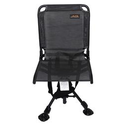 ALPS BIG BUCK CHAIR BLACK