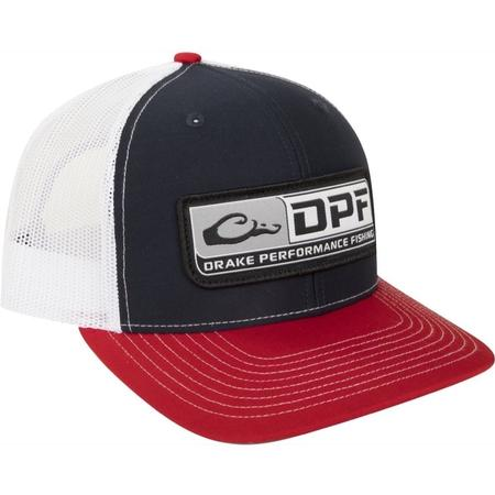 DRAKE DPF MESH BACK CAP
