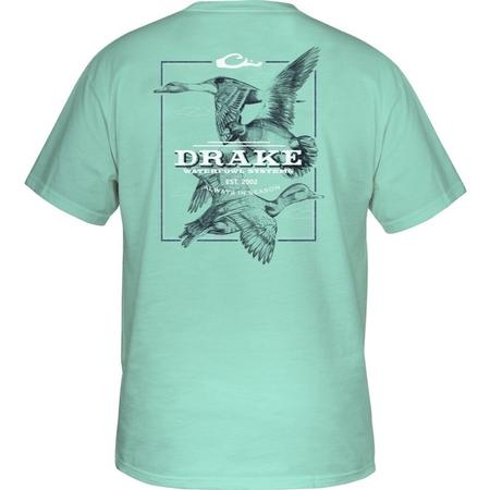 DRAKE KINGS OF THE SKY S/S T