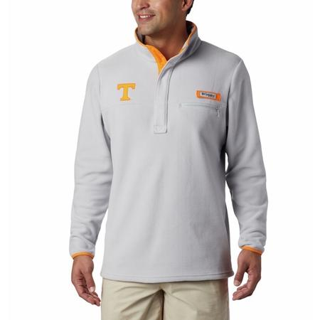 COLUMBIA COLLEGIATE HARBORSIDE FLEECE PULLOVER