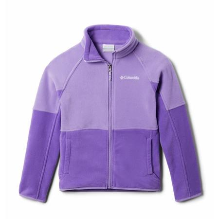 COLUMBIA TODDLER BASIN TRAIL FULL ZIP