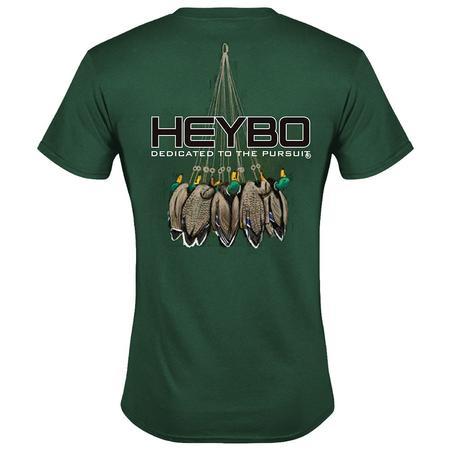 HEYBO DUCK STRINGER S/S  T-S