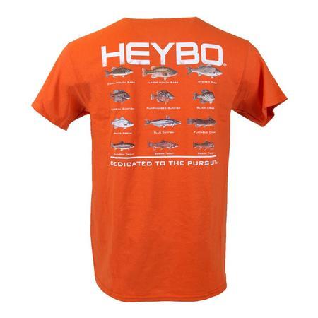 HEYBO FISH CHART S/S  T-S
