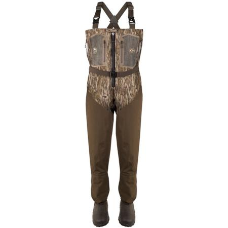 DRAKE SHORT/SLIM FRONT ZIP ELITE 4-LAYER WADER