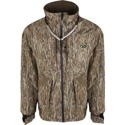 DRAKE REFUGE 3.0 FLEECE-LINED FULL ZIP BOTTOMLAND