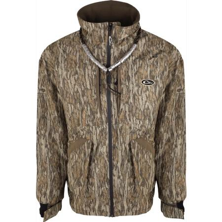 DRAKE REFUGE 3.0 FLEECE-LINED FULL ZIP