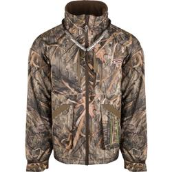 DRAKE REFUGE 3.0 FLEECE-LINED FULL ZIP HABITAT