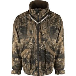 DRAKE REFUGE 3.0 FLEECE-LINED FULL ZIP TIMBER