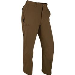 DRAKE TECH STRETCH PANT 2.0 CHOCOLATE