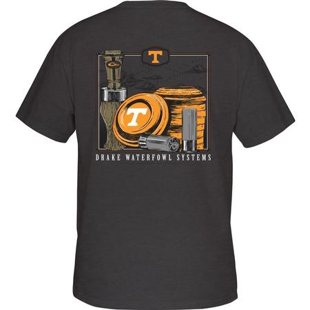 DRAKE TENNESSEE CLAY AND CALL S/S TEE