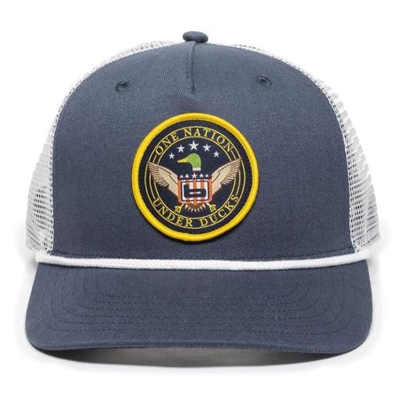 BANDED ELECTION CAP