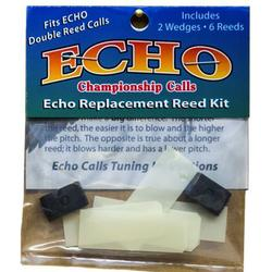 ECHO REPLACEMENT REED SET DOUBLE