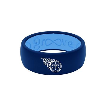 GROOVE LIFE TENNESSEE TITANS RING
