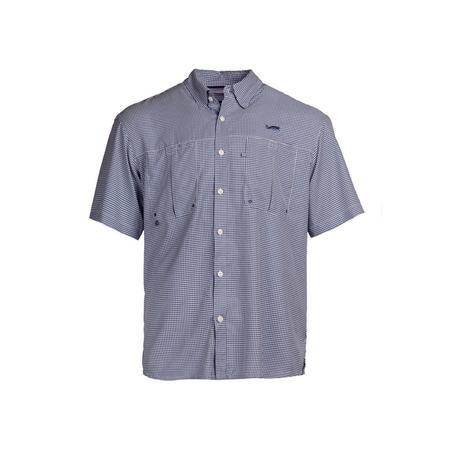 NAT GEAR INTRACOASTAL S/S FISHING SHIRT