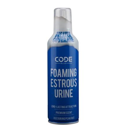 CODE BLUE FOAMING ESTROUS URINE