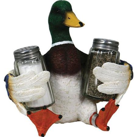 DUCK HOLDING GLASS S+P SHAKERS