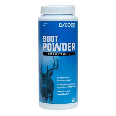 CODE BLUE D-CODE BOOT POWDER