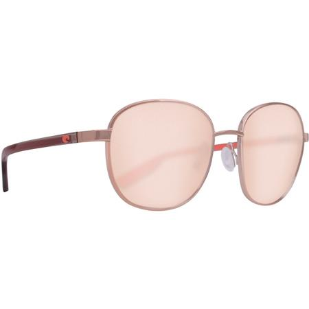 COSTA EGRET 580P ROSE GOLD GLASSES