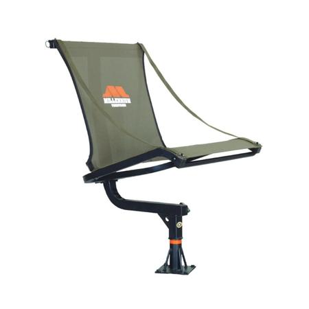 MILLENNIUM 360 REVOLUTION SEAT AND MOUNT