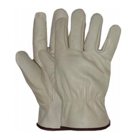 BOSS COWHIDE LEATHER DRIVER GLOVE