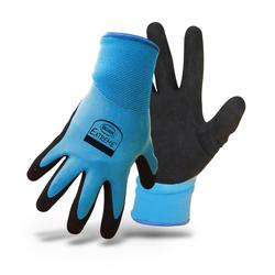 BOSS EXTREME WATER REISTANT DOUBLE DIPPED GLOVES BLUE