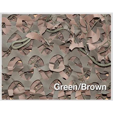 3-D CAMO MILITARY NETTING PER YARD