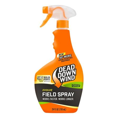 DEAD DOWN WIND FIELD SPRAY