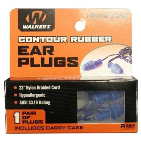 WALKERS CORDED EARPLUG