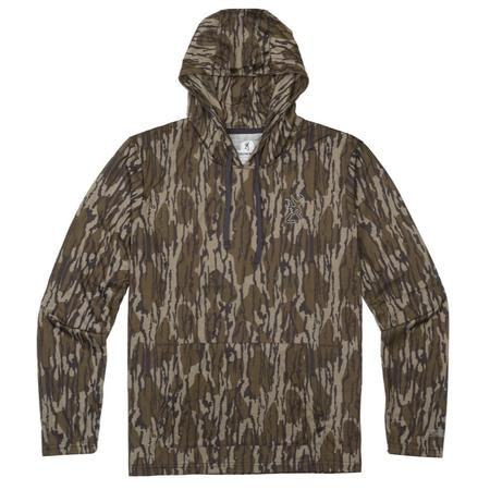 BROWNING HIPSTER-VS HOODED TEE