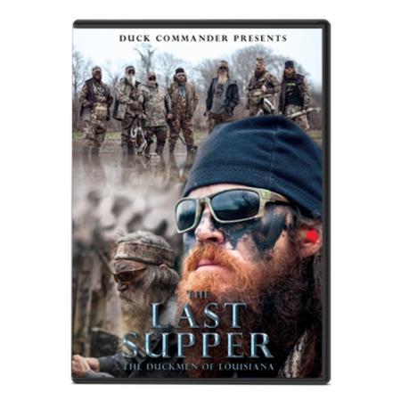 DUCKMEN 21 DVD THE LAST SUPPER