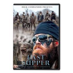DUCKMEN 21 DVD THE LAST SUPPER DVD