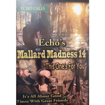 ECHO MALLARD MADNESS 14 DVD