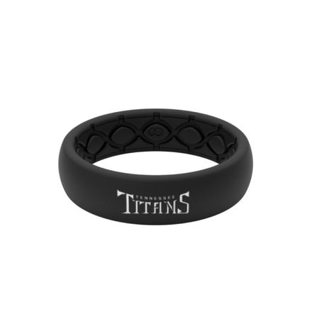 GROOVE LIFE THIN TENNESSEE TITANS RING