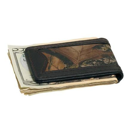 WEBER`S COMBO LEATHER MONEYCLIP