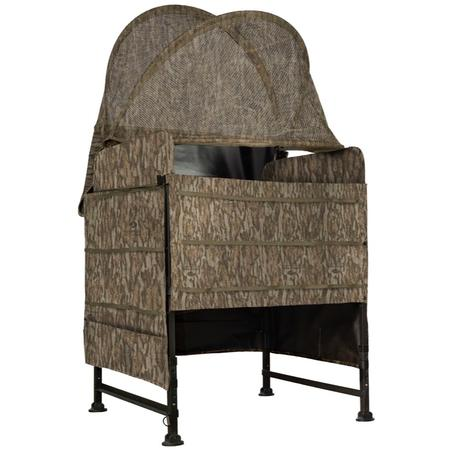 DRAKE GHILLIE SHALLOW WATER CHAIR BLIND