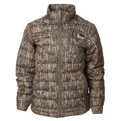 NANO ULTRALIGHT YOUTH DOWN JACKET BOTTOMLAND