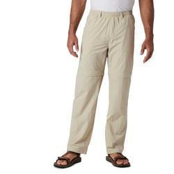 COLUMBIA BACKCAST CONVERTIBLE PANT FOSSIL