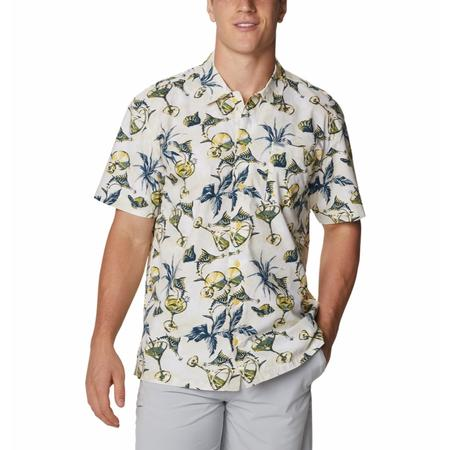 COLUMBIA TROLLERS BEST S/S SHIRT