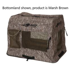 AVERY QUICK SET TRAVEL KENNEL MARSH_BROWN